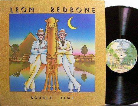 Redbone, Leon - Double Time - Vinyl LP Record - Rock