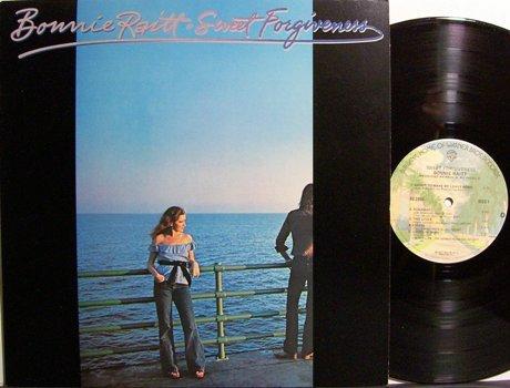 Raitt, Bonnie - Sweet Forgiveness - Vinyl LP Record - Pop Rock