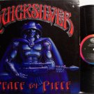 Quicksilver - Peace By Piece - Vinyl LP Record - Rock