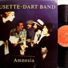 Pousette Dart Band - Amnesia - Vinyl LP Record - Rock