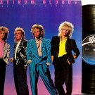 Platinum Blonde - Alien Shores - Vinyl LP Record - Rock