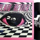 Plaid Retina - Pink Eye - Vinyl LP Record + Insert - Rock