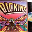 Pickins - Self Titled - Vinyl LP Record - Rock