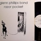 Phillips, Glen Band - Razor Pocket - Vinyl LP Record - Rock