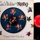 Perkins, Carl & NRBQ - Boppin' The Blues - Vinyl LP Record - Rockabilly Rock