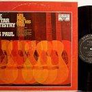 Paul, Les - The Guitar Artistry Of Les Paul - Vinyl LP Record - Pop Rock
