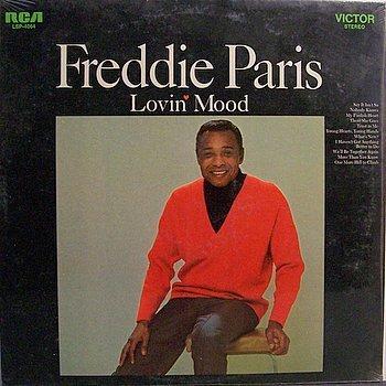 Paris, Freddie - Lovin' Mood - Sealed Vinyl LP Record - Pop Rock