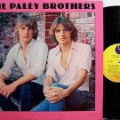 Paley Brothers, The - Self Titled - Vinyl LP Record - Rock