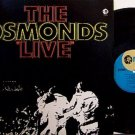 Osmonds, The - Live - Vinyl 2 LP Record Set - Pop Rock