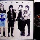Orphan - Salute - Vinyl LP Record - Rock