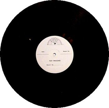 Orion - Rockabilly - Test Pressing - Vinyl LP Record - Rock