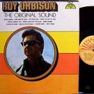 Orbison, Roy - The Original Sound - Vinyl LP Record - Rock