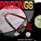 Orbison, Roy - Orbisongs - Vinyl LP Record - Rock