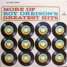 Orbison, Roy - More Of Roy Orbison's Greatest Hits - Sealed Vinyl LP Record - Rock