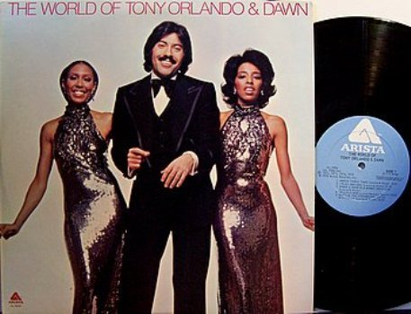 Orlando, Tony & Dawn - The World Of - Vinyl 2 LP Record Set - Pop Rock