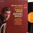 Newley, Anthony- Who Can I Turn To - Vinyl LP Record - Pop Rock