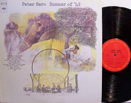 Nero, Peter - Summer Of '42 - Vinyl LP Record - Pop