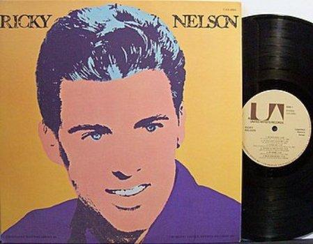 Nelson, Ricky - Legendary Masters Series - Vinyl 2 LP Record Set - Rock