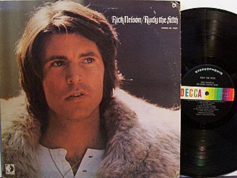 Nelson, Rick - Rudy The Fifth - Vinyl LP Record - Rock
