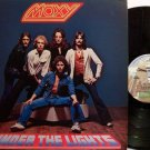 Moxy - Under The Lights - Vinyl LP Record - Rock