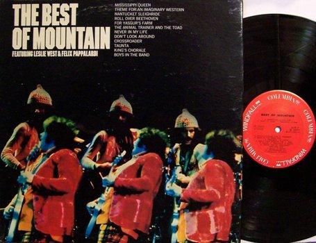 Mountain - The Best Of Mountain - Vinyl LP Record - Rock