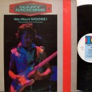 Moore, Gary - We Want Moore / Recorded Live in Concert - Vinyl 2 LP Record Set - Rock