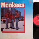 Monkees, The - The Best Of - UK Pressing - Vinyl LP Record - Rock