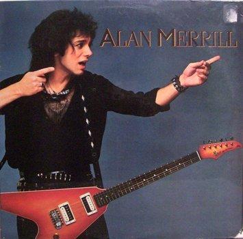 Merrill, Alan - Self Titled - Sealed Vinyl LP Record - Rock