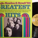 Mendes, Sergio & Brazil '66 - Greatest Hits - Vinyl LP Record - Pop Rock