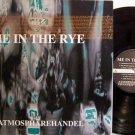 Me In The Rye - Atmospharehandel - Germany Pressing - Vinyl LP Record - Rock