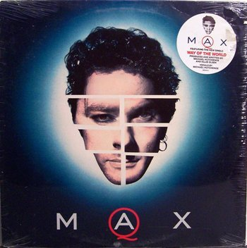 Max Q - Self Titled - Sealed Vinyl LP Record - Rock