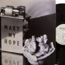 Mary My Hope - Museum - Vinyl LP Record - Rock
