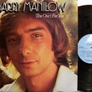 Manilow, Barry - This One's For You - Vinyl LP Record - Pop Rock