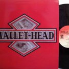 Mallet Head - Self Titled - Vinyl LP Record + Insert - Rock