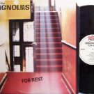 Magnolias, The - For Rent - Vinyl LP Record - Rock