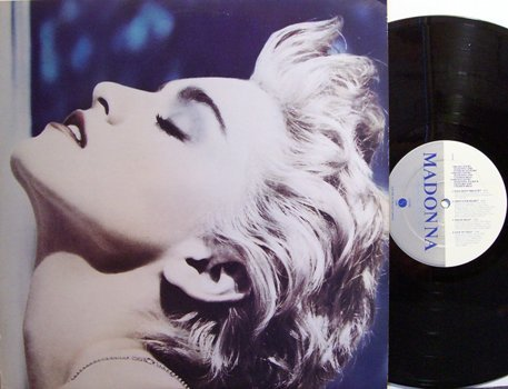 Madonna - True Blue - Vinyl LP Record - Rock