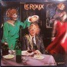 Louisiana's Le Roux - Keep The Fire Burnin' - Sealed Vinyl LP Record - Rock