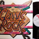 London Symphony Orchestra - Classic Rock Volume One - Vinyl LP Record - Pop