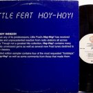 "Little Feat - Hoy Hoy Promo Only Sampler - Vinyl 12"" Vinyl Record - Rock"