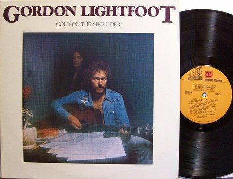 Lightfoot, Gordon - Cold On The Shoulder - Vinyl LP Record - Rock