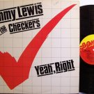 Lewis, Jimmy & The Checkers - Yeah Right - Vinyl LP Record - Rock