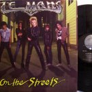 Le Mans - On The Streets - Vinyl LP Record - Rock