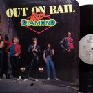 Legs Diamond - Out On Bail - Vinyl LP Record - Rock