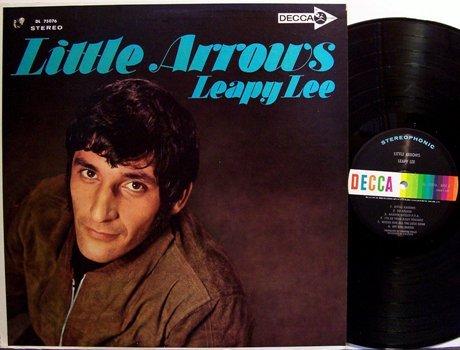 Lee, Leapy - Little Arrows - Vinyl LP Record - Pop Rock