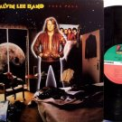 Lee, Alvin Band - Free Fall - Vinyl LP Record - Ten Years After - Rock