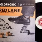 Lane, Fred - Car Radio Jerome - Vinyl LP Record + Insert - Rock