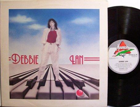Lan, Debbie - Self Titled - South Africa Pressing - Vinyl LP Record - Pop Rock