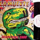Lamuerte - Death Race 2000 - Vinyl LP Record + Inserts - Rock