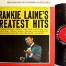 Laine, Frankie - Frankie Laine's Greatest Hits - Vinyl LP Record - 6 Eye Label - Pop