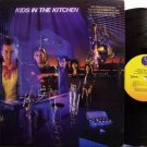 Kids In The Kitchen - Self Titled - Vinyl LP Record - Rock